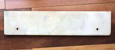 Antique Brass National Cash Register ORIGINAL MARBLE COIN SLAB NCR 38 39 332 349