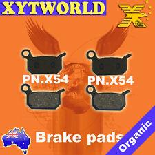 Front Rear Brake Pads KTM 50SX 50 SX Pro Senior 04-Late