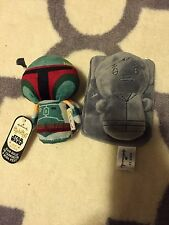 SDCC 2015 Hallmark Star Wars Boba Fett Carbonite Han Itty Bitty Exclusive