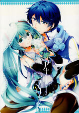 Vocaloid Hatsune Miku Doujinshi Comic Kaito x Miku Another Married