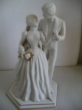 Ronald Van Ruyckevelt Porcelain Wedding Figure To Have & To hold