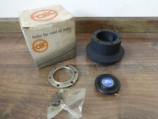 OEM NOS FORD Fiesta Hub Adapter + Horn for sport steering wheel Raid KK32 RARE