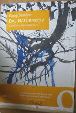 Georg Baselitz exposición póster cartel firmado signed Autograph firma