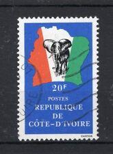 CÔTE D'IVOIRE Yt. 666° gestempeld 1983