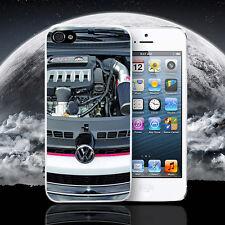 Nuevo VW Golf GTI Motor Bay Funda de teléfono se adapta iPhone 4 4S 5 5S 5C 6 6S Polo R32