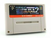 Drift King Shutokou Battle 2 - Nintendo Super Famicom SFC JAP Japan