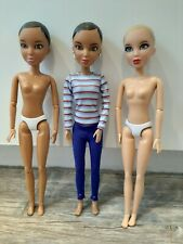 LIV Doll Lot Of Three  Articulated fashion dolls SPIN MASTER