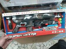 SUPER MITRA FUCILE MILITARE set gioco di qualità giocattolo toy a75 ROM