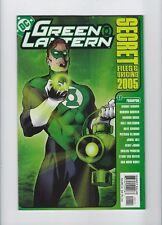 Green Lantern Secret Files & Origins 2005 | Very Fine+ (8.5)