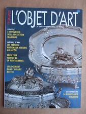L'ESTAMPILLE L'OBJET D'ART N° 283 SEPTEMBRE 1994. LOUVRE ORFEVRERIE JAPON ZIEM
