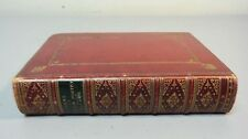 "Nice 19th C. Book ""A Thousand And One Gems Of English Poetry"", Charles Mackay"