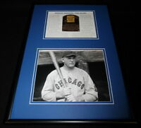 Rogers Hornsby Framed 12x18 Photo Display Cubs