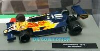 1:43 modellino auto F1 SHADOW DN9 - (1979) - Jan Lammers