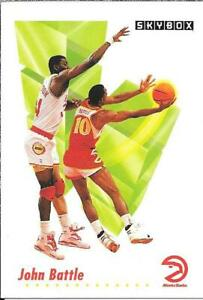 1991-92 SkyBox Series 1 Basketball ~ Pick Your Cards