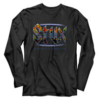 Styx Paradise Theater Album Cover Mens Long Sleeve T Shirt Rock Band Concert Top