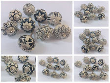 Polish Ceramic Knobs For Door Cupboard & Cabinet Pull Handle Furniture Knobs