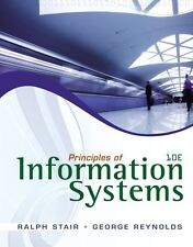 Principles of Information Systems (with Online Con