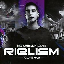Various Mixed By Sied Van Riel - Rielism Volume Four (NEW 2CD)