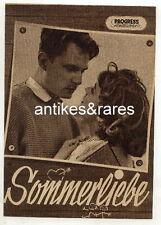 Filmprogramm: Sommerliebe, Nr. 338/54