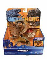 Godzilla vs Kong: Monsterverse Warbat w/ Osprey New in Box - Ships fast