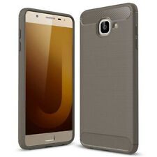 Case for Samsung Galaxy J7 Max , Galaxy J7 Duo Back Shell Phone Cover Rubber TPU