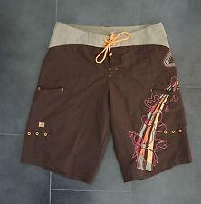 Adidas Badeshorts Größe 4 Herren Shorts braun Badeshorts