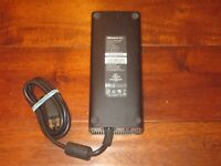 Genuine Microsoft XBOX 360 S Slim AC Power Adapter 135W Supply CPA09-010A