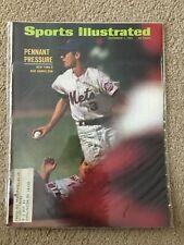 FM5-50 Sports Illustrated Magazine 9-7-1970 BUD HARRELSON METS