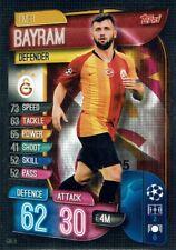 Match Attax Liga de Campeones 15//16 Hamit Alt Ntop Galatasaray SK Nº 388