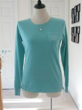 Ivory Ella Small Long Sleeve Shirt Size Medium