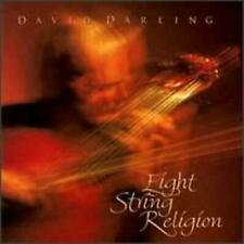 Eight-String Religion by David Darling (CD, Aug-1993, Hearts of Space)
