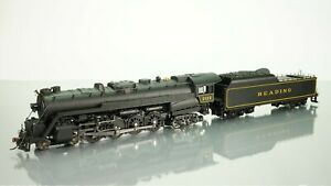 Broadway Limited 4-8-4 T-1 Reading In Service 2112 DCC w/Sound HO scale