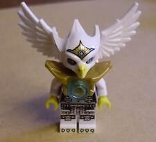LEGO Legends of Chima-Eris SILVER OUTFIT-personaggio Uccelli Oro Argento Nuovo