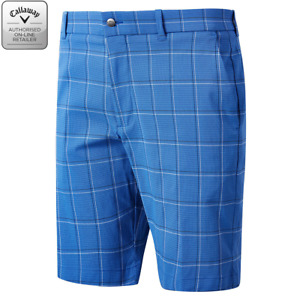 2020 Callaway Golf Hommes Short avant Plat Classic Avec Active Ceinture cgbsa0k7