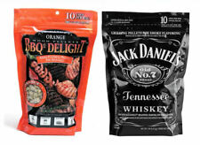 Jack Daniels Smoking Pellets & Orange Smoking Pellets