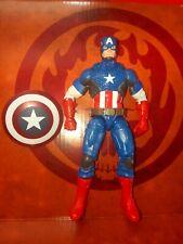 Marvel Legends Captain America Mandroid Baf Marvel Now