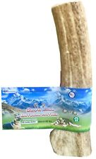 """American Elk Horn Antler Dog Chews Snow Hill Himalayan Treats Size Up to 9"""" Long"""