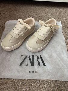 Zara Baby Girl Trainers size 26 (UK 8.5)