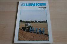 128060) Lemken Drehpflüge EurOpal 7 8 Prospekt 03/1997