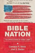 Bible Nation The United States of Hobby Lobby evangelical softcover ARC NEW