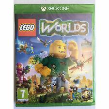 LEGO Worlds (Xbox One) New and Sealed