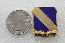 New listing Us Army 51st Infantry Regiment Unit Crest Di Dui Clutch Back D-22 Hallmark