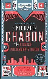 The Yiddish Policemen's Union von Michael Chabon | Buch | Zustand gut