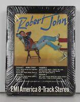 New NOS Robert John 8 Track Tape Cartridge SEALED 1979 Rock Music Album