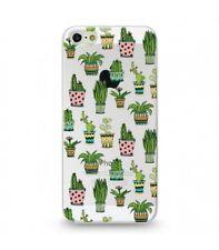 Coque Iphone 7 PLUS Iphone 8 PLUS Cactus Tropical Exotique Aztec Vert Fleur