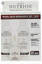 NATURELLE NUTRI-OX noticably thin 30 DAY Treatment for chemically treated hair