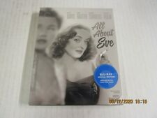 Joseph L. Mankiewicz All About Eve Blu-ray New! Sealed! Criterion Collection
