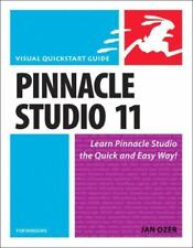 Pinnacle Studio 11 for Windows: Visual QuickStart Guide (Visual-ExLibrary
