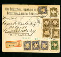 Bavaria Stamp Cover With Cancels