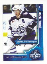 2011-12 St. John's IceCaps (AHL) Mark Flood (Ilves)